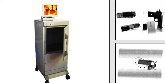 Desk-top X-ray TV System XR-PSCAN-2611