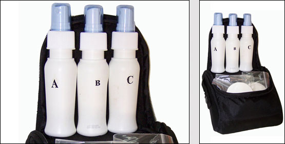 Kit for Detection of Explosives (spray-type) POISK-XT